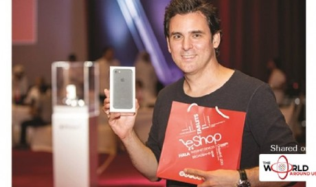 Ooredoo holds special event for iPhone 7 launch in Qatar