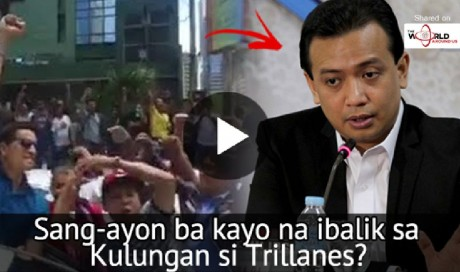 Netizens Want to See Trillanes Back in Prison! Why? READ THIS | Philippines | News | WAU