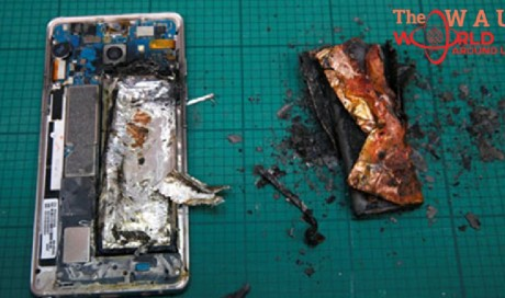 US bans Samsung Galaxy Note 7 phones from airliners | USA | WAU
