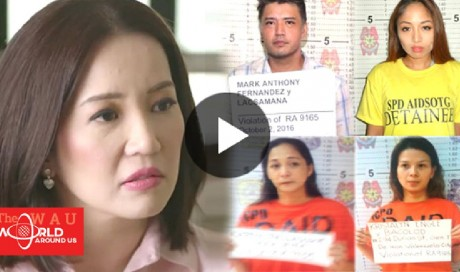 This is What Kris Aquino Wants To Tell All Celebrity Drug Users!  | Philippines | WAU