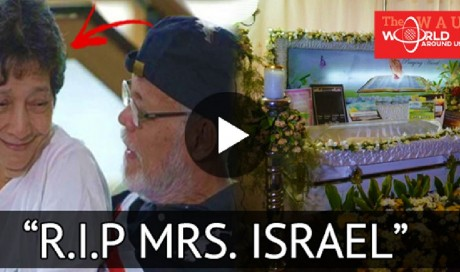 Wife of Late Dick Israel Passes Away, To Join Cremation With Husband on Tuesday