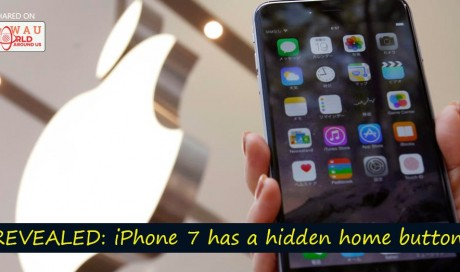 iPhone 7 Has A Hidden Home Button. Click Here To Locate It | Technology Blog | WAU