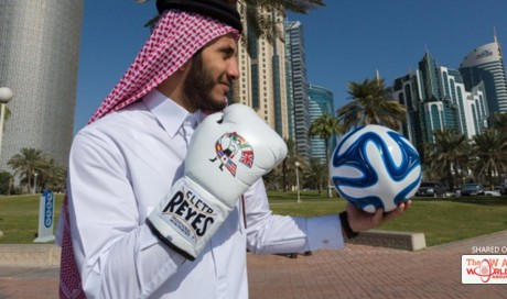 Sheikh Fahad becomes Qatar's first professional boxer; aspires to fight in front of local fans | News | Qatar | WAU