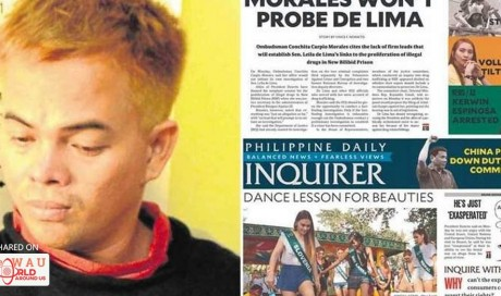 How The Philippine Press Dealt With The DRUG Lord's ARREST | News | Philippines | WAU