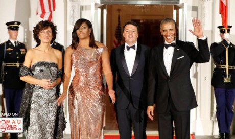 Obama: 'We saved the best for last' at final state dinner | News | USA | WAU