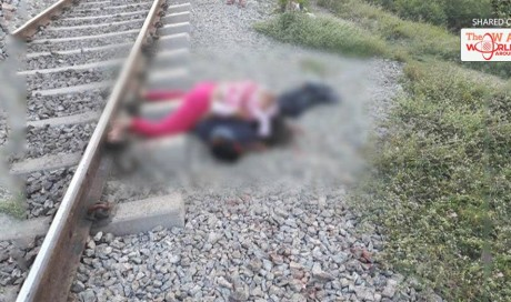 BENGALURU: Lovers END LIFE By Jumping In Front Of Moving Train | News | Asia | WAU