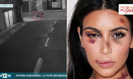 Police Release CCTV Footage Of The Men Who Attacked Kim Kardashian! MUST WATCH HERE | News | World | WAU