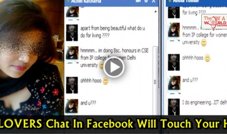 This LOVERS STORY Chat In Facebook Will Touch Your Heart Today Definitely, Read Chat This Till End