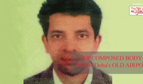 Decomposed body of EXPAT found near Doha's old airport area
