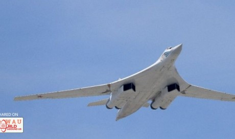 Details of Russian bomber intercept over Europe revealed | Europe | WAS