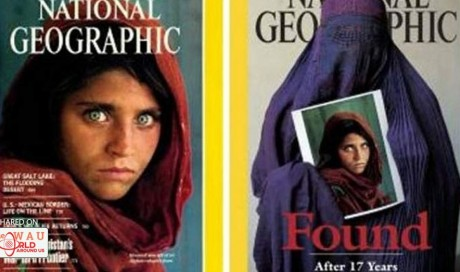 Pakistan arrests National Geographic's famed 'Afghan girl' | News | Asia | WAU