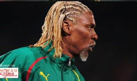 Ex-Cameroon defender Rigobert Song in coma after stroke | Football | WAS