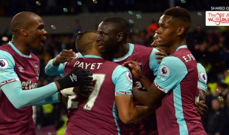 West Ham vs Chelsea match report: The Hammers' winning ways continue amid violent scenes at the London Stadium