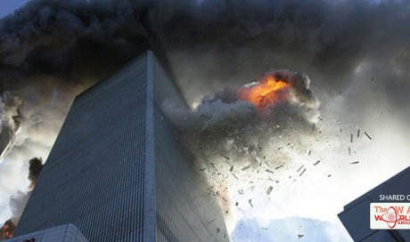 Student's 9/11 Chilling Footage Taken From Her Dorm Room Is Going Viral Again