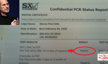 What Was Steve Jobs' Death Cause? WikiLeaks Medical Report Points Towards HIV!