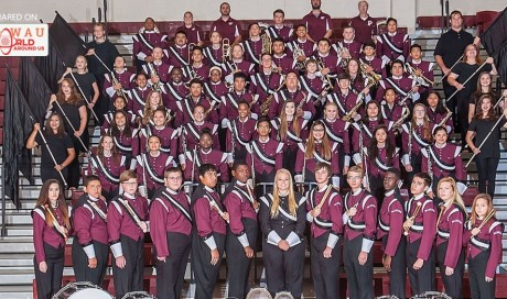 Palestine Wildcat Band wins at UIL Regional competition