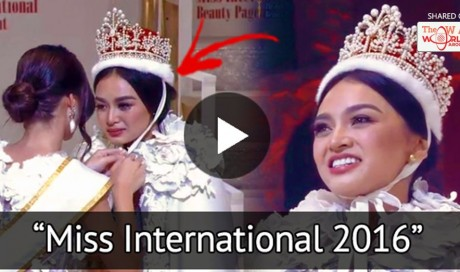 JUST IN: Miss International 2016 Winner: Kylie Verzosa! The Philippines Is Very Proud Of Her! | News | Philippines | WAU