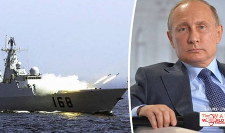 Nato squares up to Putin: As Russia beefs up its military might on Europe's border, West responds with biggest show of force since the Cold War