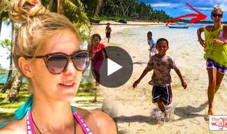 This Woman Came To Live In The Philippines And Sold Everything! Look At The Life She Made Here!