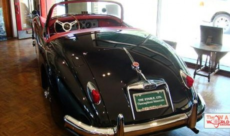 Vintage cars double as both asset class and 'passion' hobby