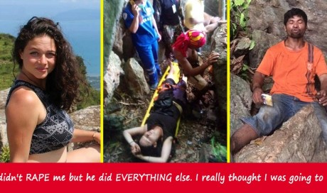 'I really thought I was going to die': A 23-Year-Old Female Backpacker Narrates Her Experience