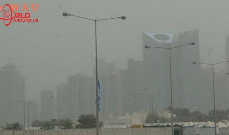 Strong winds, poor visibility in some areas predicted