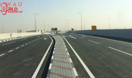 Umm Slal Mohamed Interchange opened to traffic