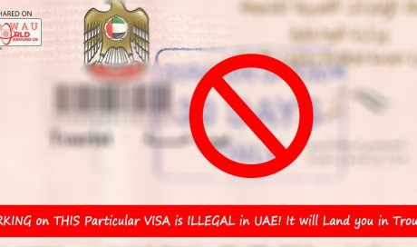 Most Expats DOING This Mistake. WORKING on THIS Particular VISA is ILLEGAL in UAE! It will Land you in Trouble!! | Legal |