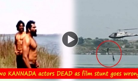WATCH: Two South Indian Actors Dead After Failed Stunt | News | Asia | WAU