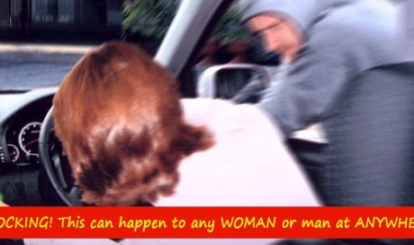Beware! This can happen to any woman or man at anywhere!