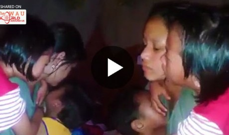 Video of OFW Mom Saying Goodbye To Her Kids Will Break Your Heart! WATCH IT HERE!