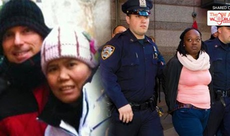 Filipina Housekeeper Pushed To Death In A Subway Train By A Certain Woman. Horrifying!
