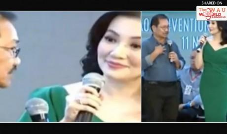 """Watch: Piñol """"Marami tayong pera basta hindi lang nakawin"""" Kris responded """"Hindi naman kami nagnakaw"""""""