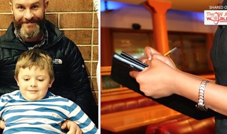 Dad Kicks Out Wife And Kids. 30 Years Later, He Sees A Waitress And Realizes She Looks Familiar