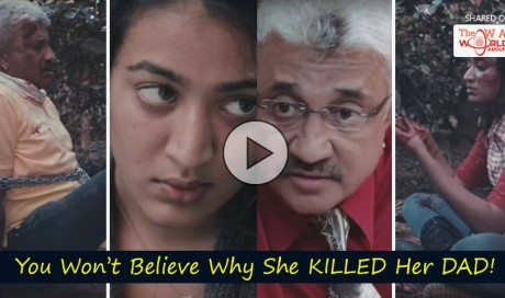SHOCKING! You Won't Believe Why This Cute Girl Killed Her DAD, Don't Miss Climax Based On Real Incident! | Blog | Life | WAU