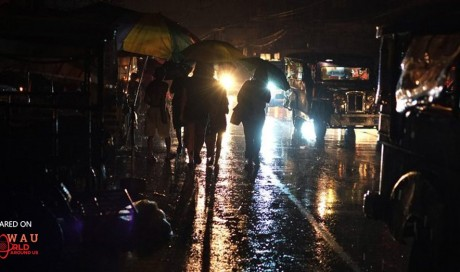Power outage hits Metro Manila, nearby provinces