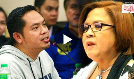 The NBP Inmate Who Stabbed Jaybee Sebastian Claims That It Was Meant To Prevent Him From Testifying Against Senator Leila De Lima!