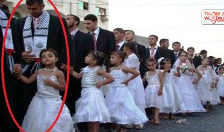 This 8 Year Old Bride Die on Her Wedding Night. When You See Why, You'll Be Sick