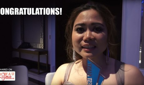 PROUD MOMENT! This Filipina Women Gets UAE's Best Nanny Award!