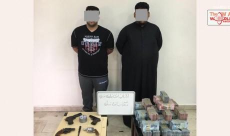 Three killed in Salwa