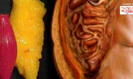 Just Use These 2 Ingredients To Empty All Deposits Of Fat And Parasites From Your Body Without Effort