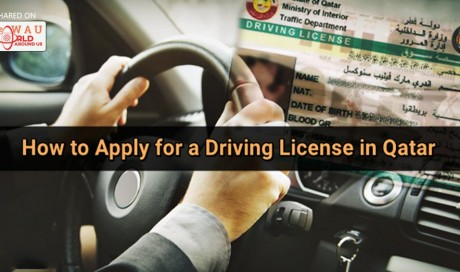 Getting Qatar Driving License Is like Graduating, Know How to get License in Qatar