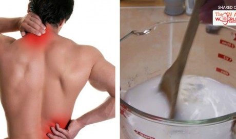 Heal The Pain In Your Back, Joints And Legs In Just A Few Days With This Gel