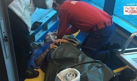 Passengers injured as Qatar Airways makes emergency landing
