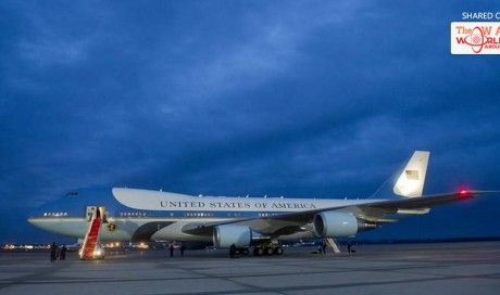 A look at Trump's call to cancel new Air Force One