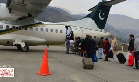 At least 40 dead in plane crash in Pakistan mountains December 7, 2016 | 10:30 PM By Agencies