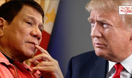 Trump To Duterte: PH Is Going 'The Right Way' In Facing Illegal Drug Problem