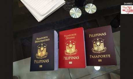 PH to use 'invisible' passport stamps in 2017