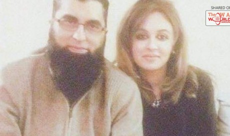 Who was Junaid Jamshed's Second wife?