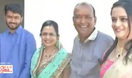 Aurangabad businessman spent daughter's marriage budget on building 90 houses for homeless